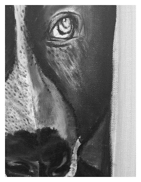 Lexi Blue Healer For Digital Print On 8.5 X 11 120 Pound Coated Cover Stock Art   Marie Stephens Art