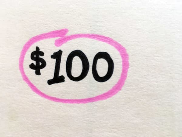 $100 Gift Card | Perry Rath Arts