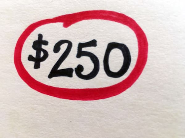 $250 Gift Card | Perry Rath Arts