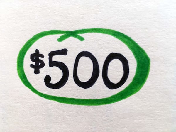 $500 Gift Card | Perry Rath Arts