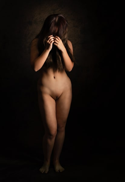 Nude Figure 8 Photography Art | Dan Katz, Inc.