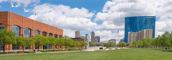Indianapolis 1 Ca Sky Panorama1 Photography Art   RaberEYES