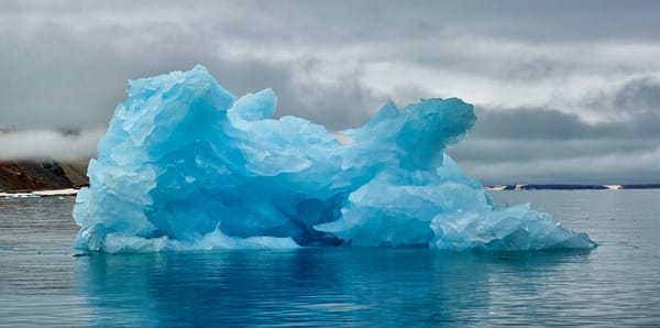 Icebrg Pano 2 Panorama 1 Lum Photography Art | RaberEYES