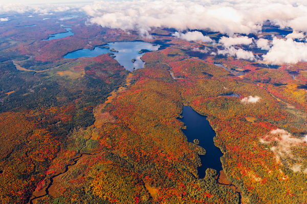 Charley Pond Lake Lila Photography Art | Kurt Gardner Photogarphy