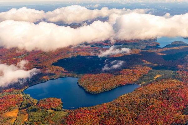 Horseshoe Lake Photography Art | Kurt Gardner Photogarphy
