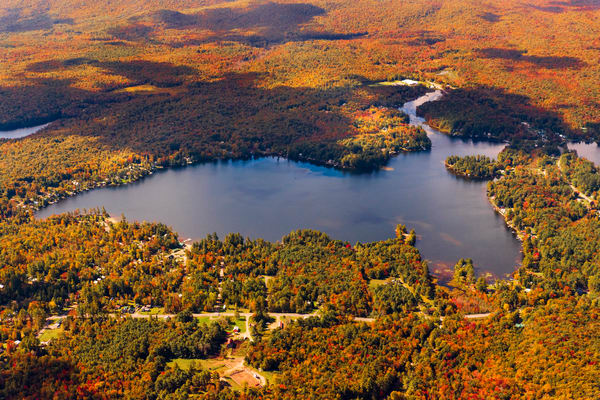 East Caroga Lake Photography Art | Kurt Gardner Photogarphy
