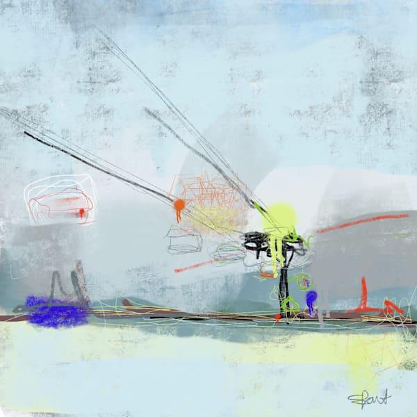 Ski Slopes Art | Atelier Steph Fonteyn