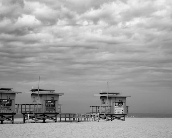 Life Guards Photography Art | Jae Feinberg Fine Art Photo