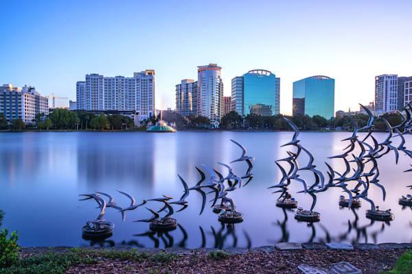 Seagull Sculpture Orlando - Orlando Art for Sale | William Drew Photography