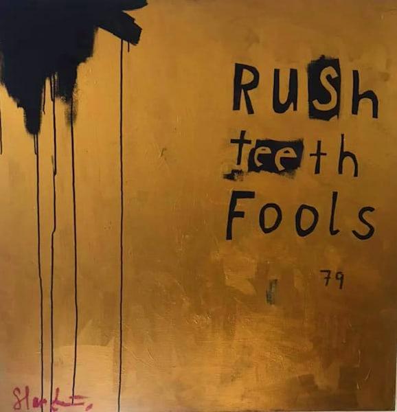 Rush teeth fools lq4s2x