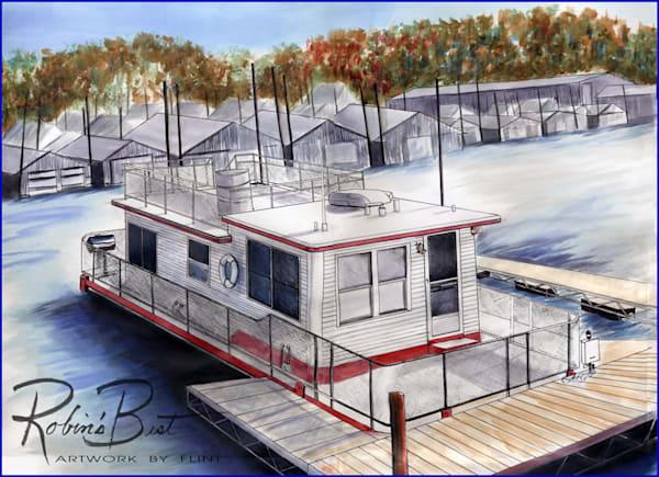 Houseboat siyh8n