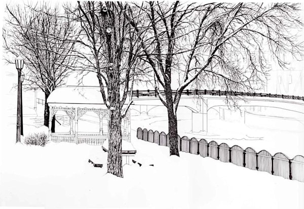 Northfield gazebo inked 2600x1790 eborrn