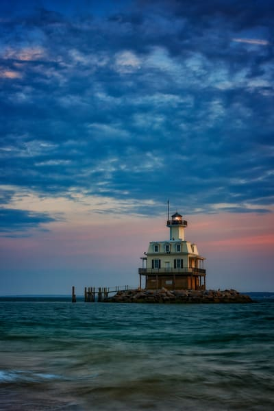 The Bug Light at Dusk | Shop Photography by Rick Berk