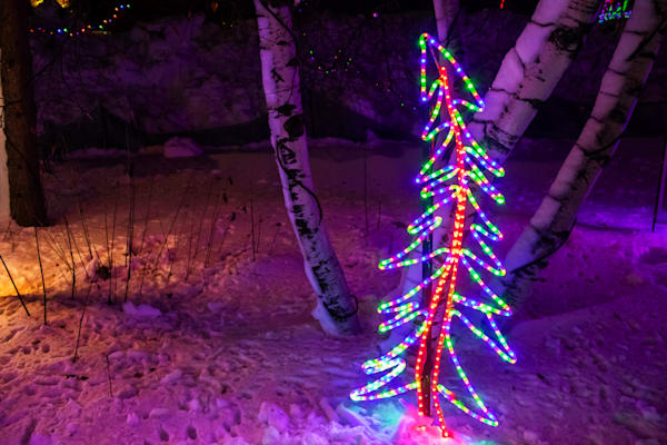 Bentleyville Oh Christmas Tree - Duluth Art for Sale   William Drew Photography