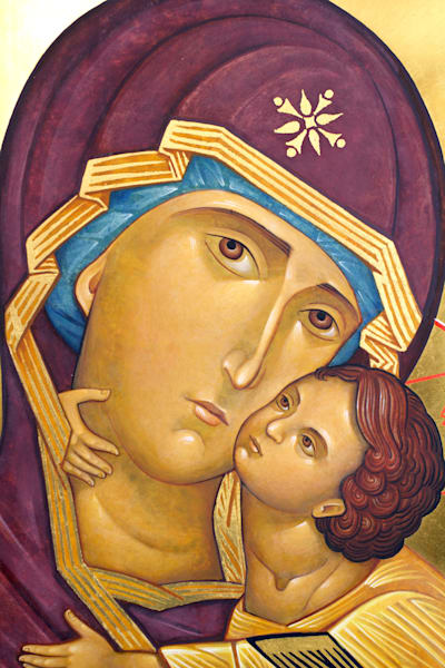 Madonna And Child Detail Art | rpacmembers