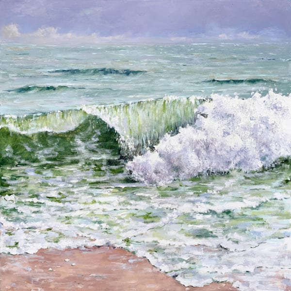 Emerald Tide  Art | Chris Doyle Fine Arts