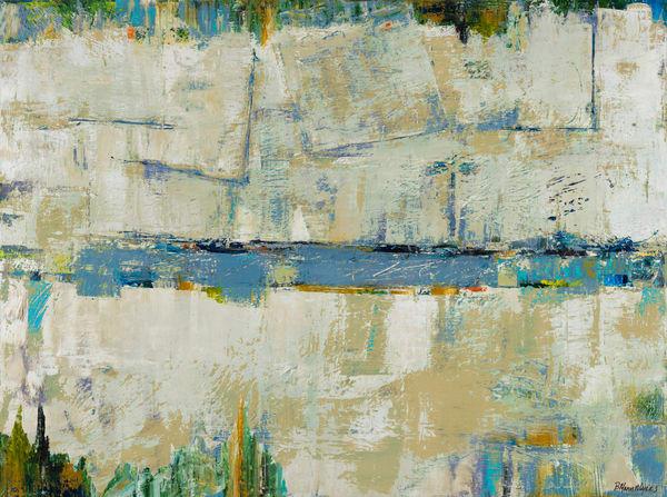 Merging Lane 2.0 Art | B Mann Myers Art