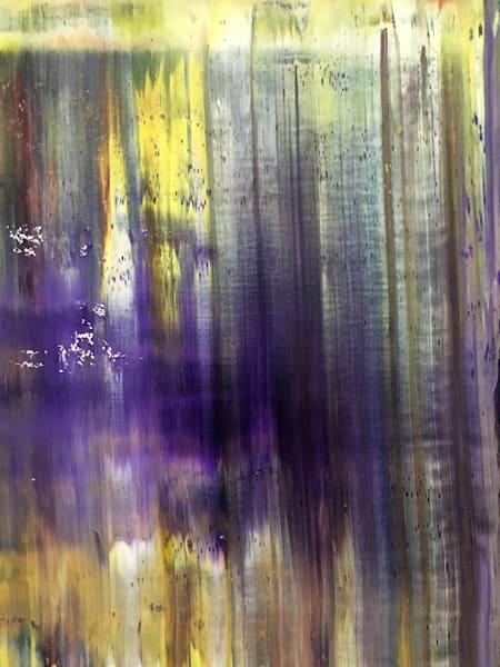 Purple Rain Fragment Print 2 Art | PMS Artwork