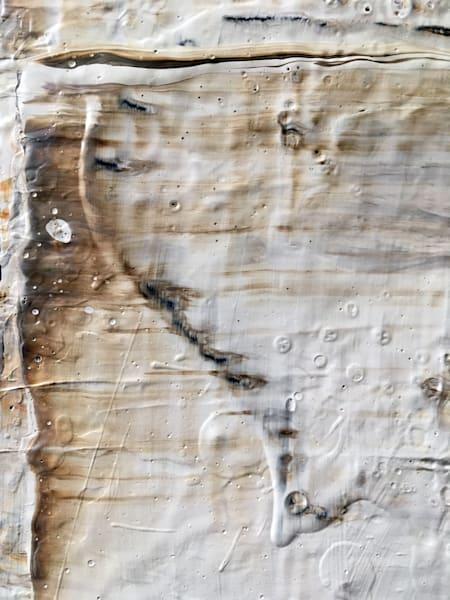 White Out Fragmentprint Art | PMS Artwork