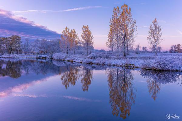 First Snow Photography Art | brucedanz