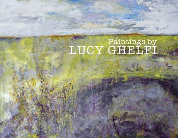2020 Calendar | Lucy Ghelfi Fine Arts