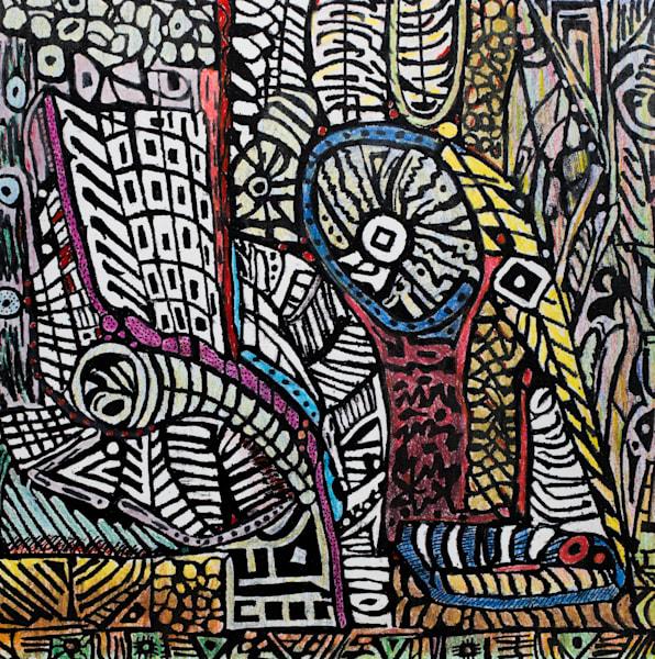 Study  1 Art | Aldo Borromei