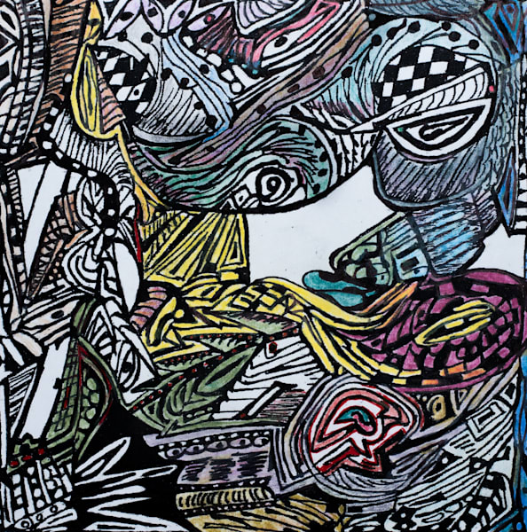 Study  9 Art | Aldo Borromei
