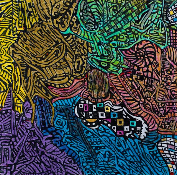 Study  5 Art | Aldo Borromei