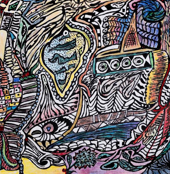 Study  30 Art | Aldo Borromei