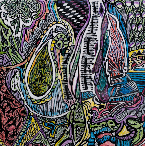 Study  31 Art | Aldo Borromei