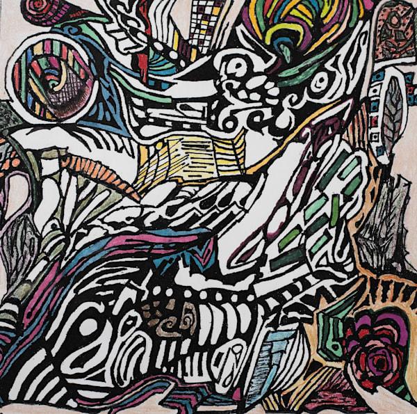 Study  33 Art | Aldo Borromei