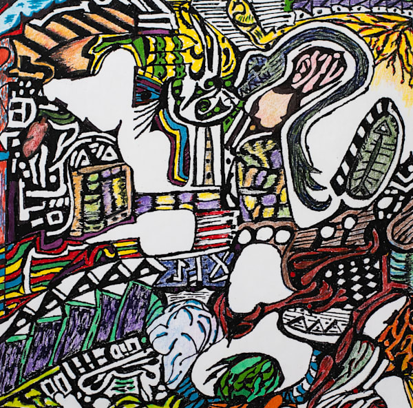 Study  32 Art | Aldo Borromei
