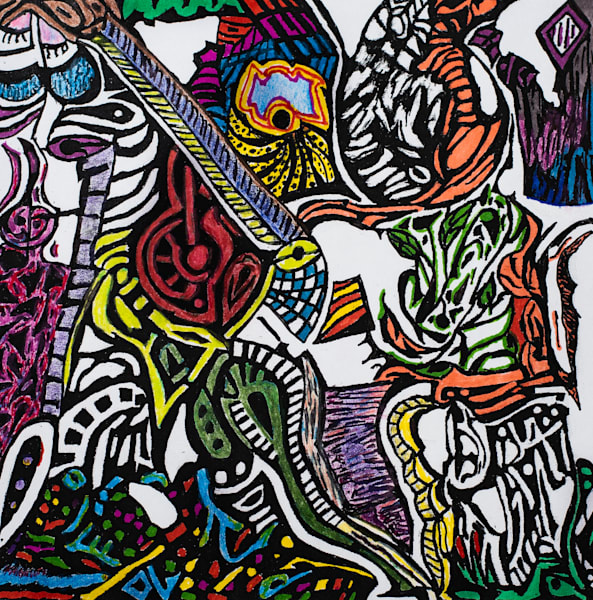 Study  34 Art | Aldo Borromei
