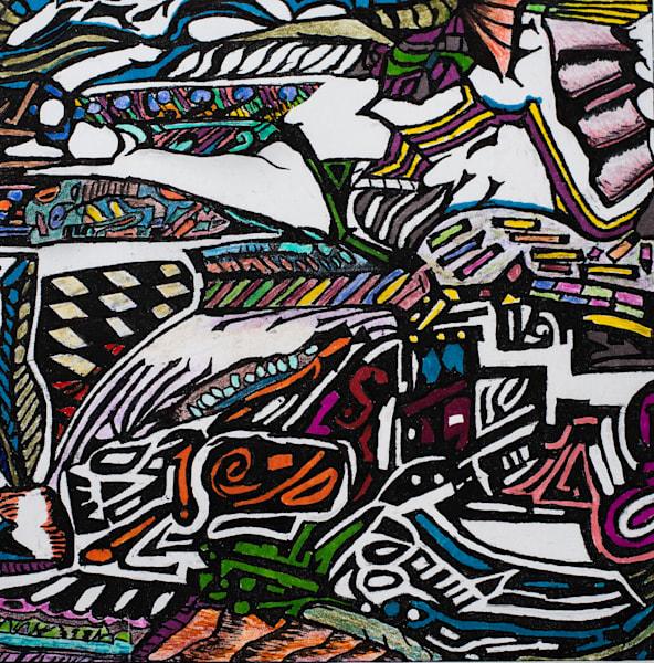 Study  35 Art | Aldo Borromei