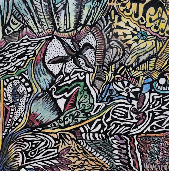 Study  37 Art | Aldo Borromei