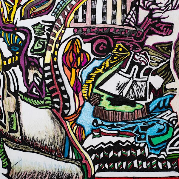 Study  38 Art | Aldo Borromei