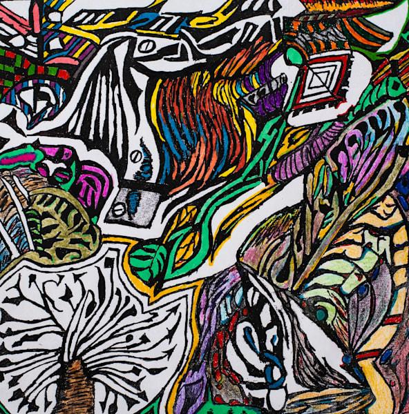 Study  41 Art | Aldo Borromei