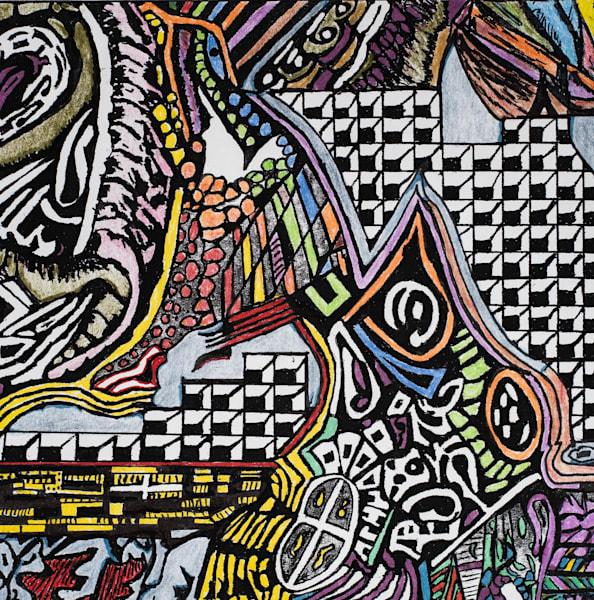 Study  42 Art | Aldo Borromei