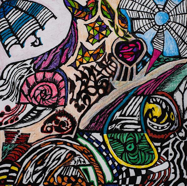 Study  39 Art | Aldo Borromei