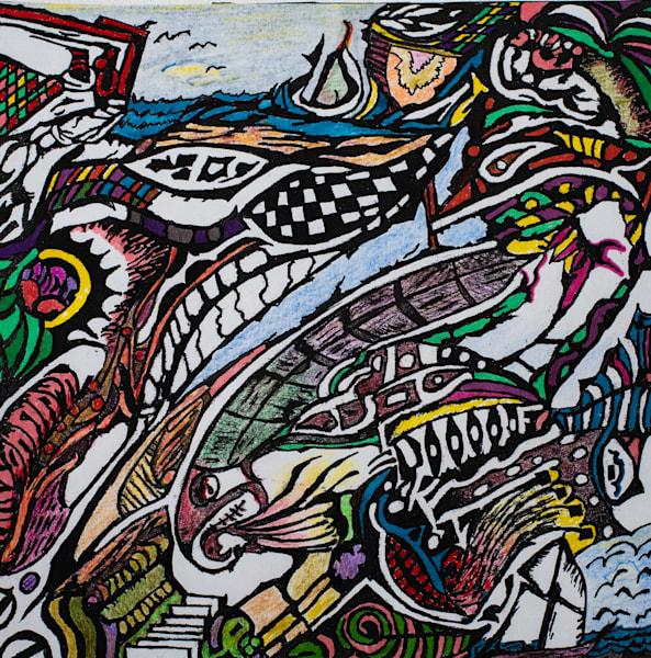 Study  43 Art | Aldo Borromei