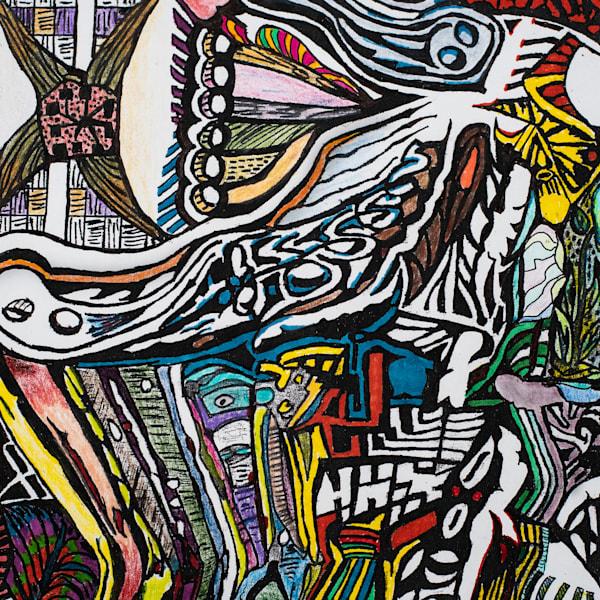 Study  44 Art | Aldo Borromei