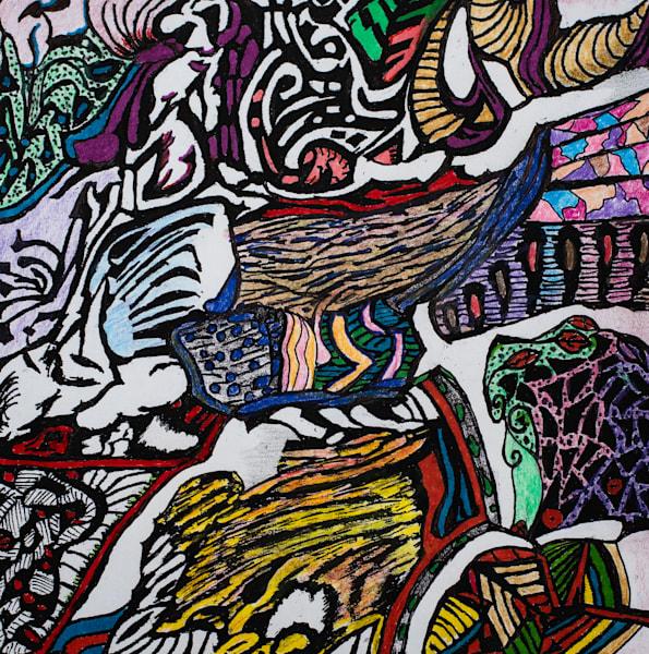 Study  45 Art | Aldo Borromei