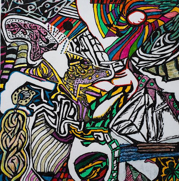 Study  47 Art | Aldo Borromei