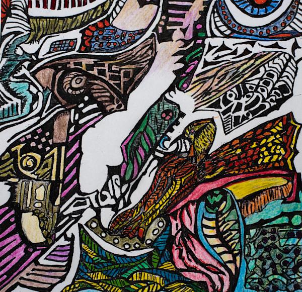 Study  46 Art | Aldo Borromei