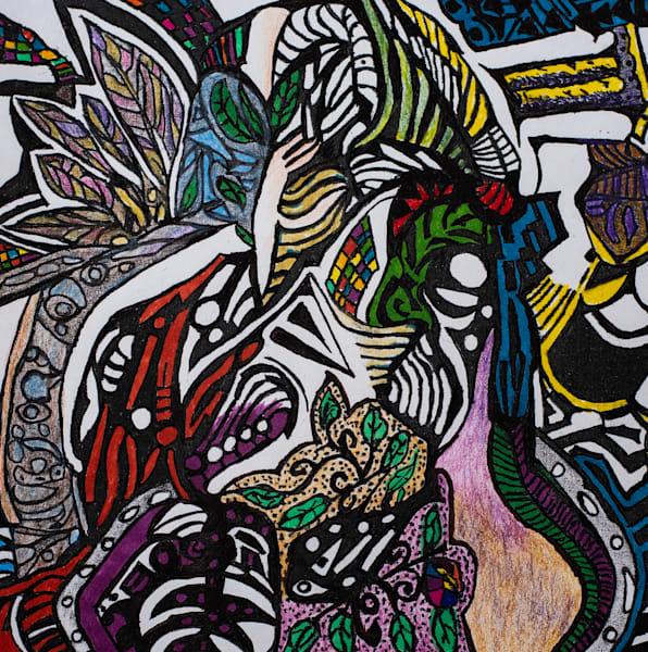 Study  49 Art | Aldo Borromei