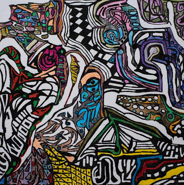 Study  48 Art | Aldo Borromei