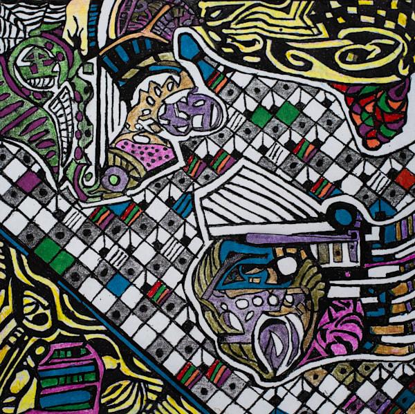 Study  52 Art | Aldo Borromei