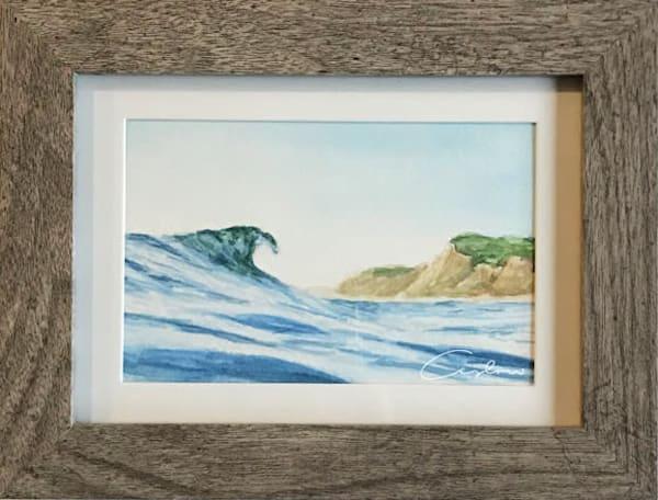 Cliff Peak Art | Candace Ceslow Art