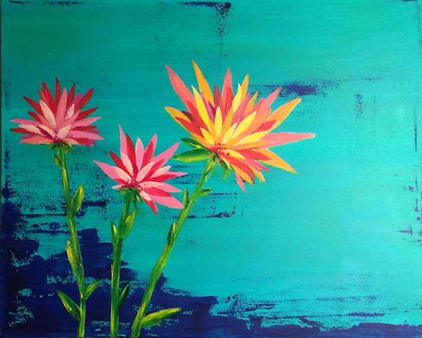 Fleurs Art | benbonart