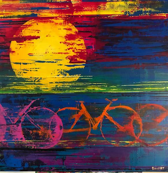 Bikes Art | benbonart